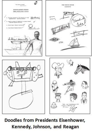 Salespeople Doodles