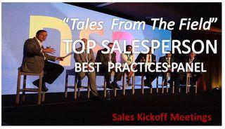Sales Kickoff Meeting Ideas