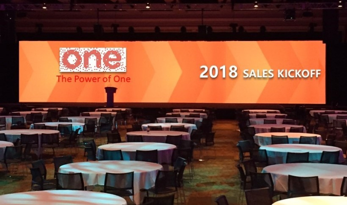 2018 Sales Kickoff Meeting Ideas  Themes  Agenda  Best Practices