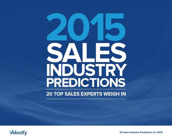 2015 Sales Industry PredictionsJPG
